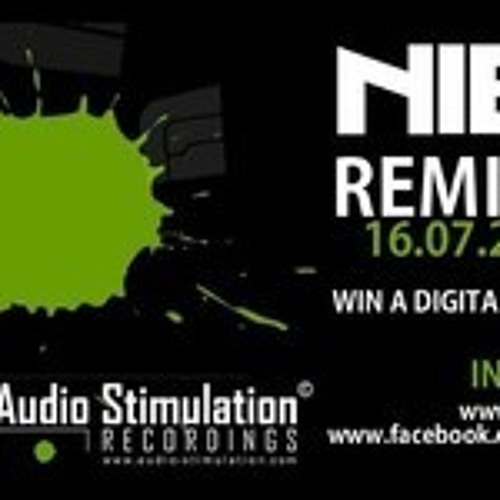 Niereich - Suton (Max Damon Remix) Contest for Audio Stimulation Recordings [FREE DOWNLOAD] !!!