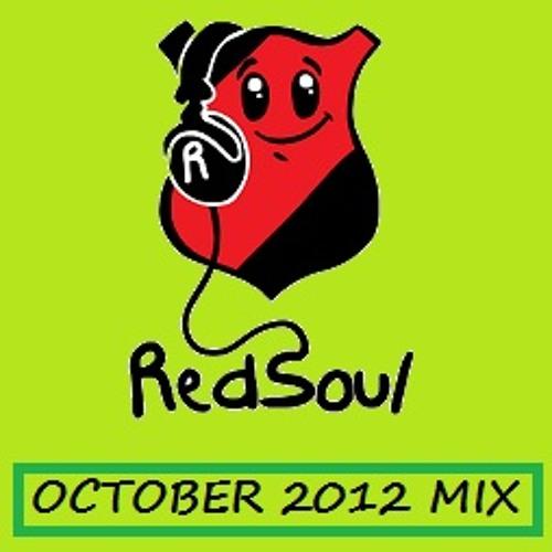 Redsoul october 2012 dj mix