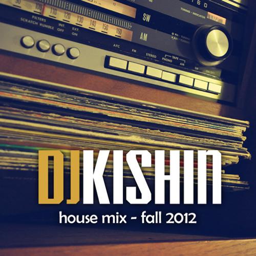 DJ Kishin - House Music Mixtape