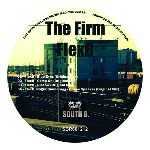 FlexB, Roger Guimaraes - House Speaker (Original Mix) OUT NOW! [South B. Records]