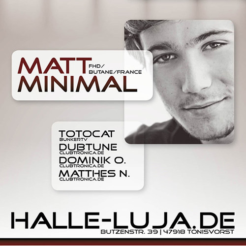 13.10.2012 Dubtune - Beat Factory @ Halle Luja, Toenisvorst