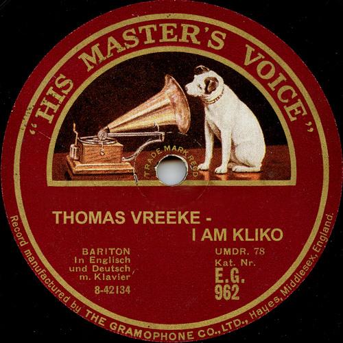 Thomas Vreeke - I am KLIKO