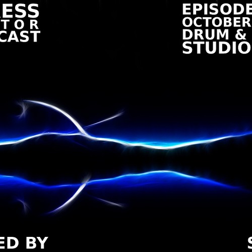 Stress Factor Podcast 096 - Ste-J - October Drum And Bass Studio Mix