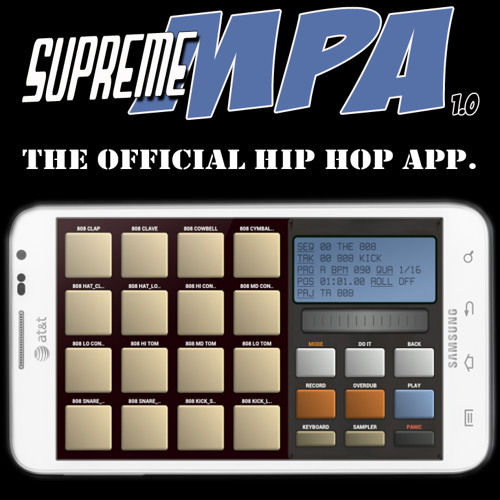Supreme MPA - The Official Hip Hop App - Beat 1