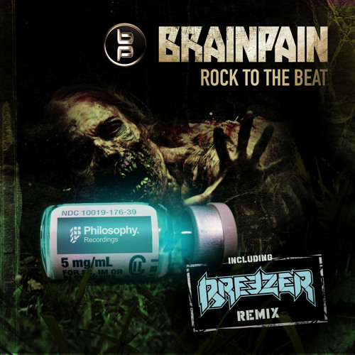 Brainpain - Rock To The Beat (Breezer Remix) [OUT NOW!!]