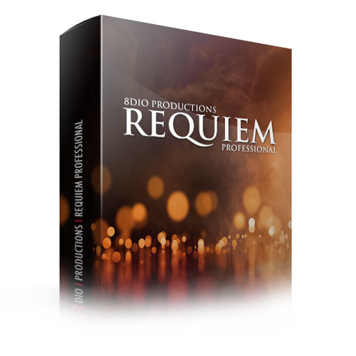 "8Dio Requiem Pro ""FX: Thunder and Rain"" (naked) by Troels Folmann"