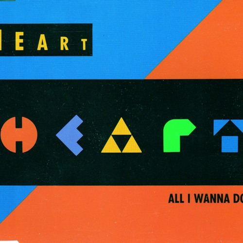 Heart - All I Wanna Do (Chris Reece 2012 Radio Bootleg)