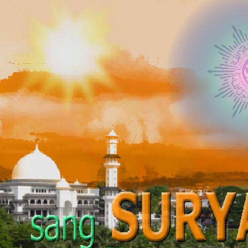Sang Surya evolution (Mars Muhammadiyah)