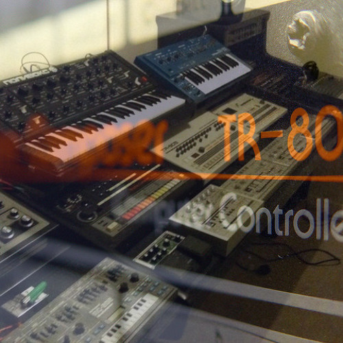 Stevee303 - 808 303 Live Jam