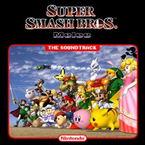 Hyrule Temple – Super Smash Bros. Melee