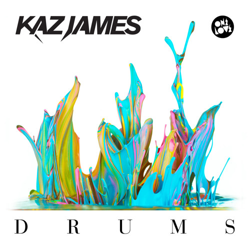 Kaz James - Drums (OSKAR REMIXES PREVIEW) Onelove Music