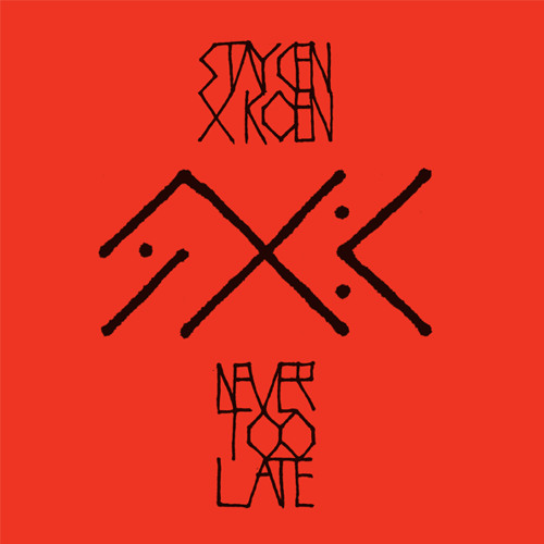 Staycen X Koen - 07 Never too late (Vincent Paolo's Adlib Remix)