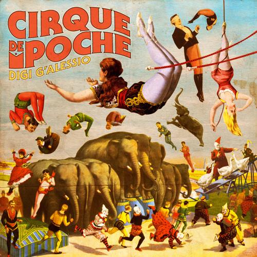 Cirque De Poche - new album coming soon on Sostanze Records!