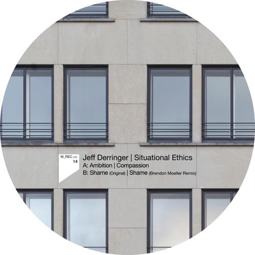 M_Rec Ltd 14 - Jeff Derringer - Situational Ethics (Incl. Brendon Moeller Remix)