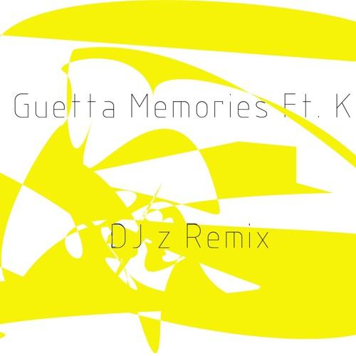 David Guetta - Memories Ft. Kid Cudi (DJ z Remix)
