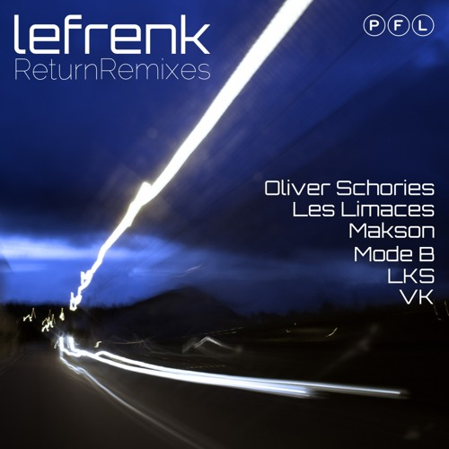 Lefrenk - Never is Enough (LKS remix)