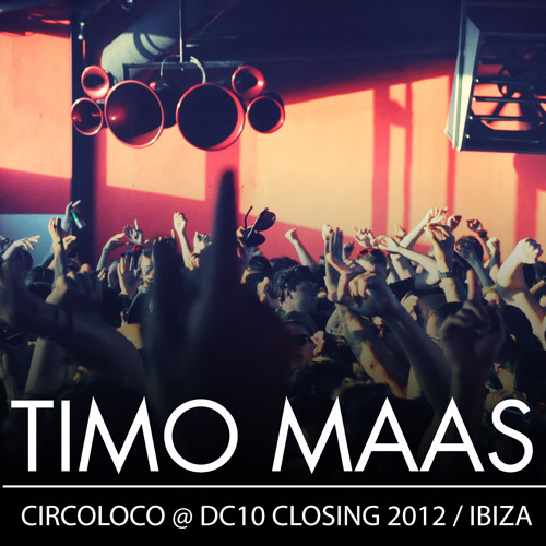 Timo Maas - Circo Loco Closing Party /// DC10 Ibiza /// 08 Oct 2012