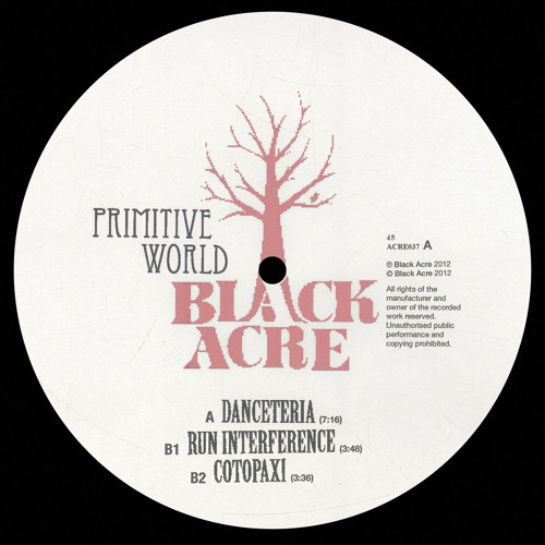 Primitive World - Run Interference