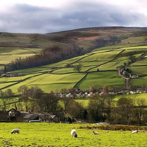 A Podcast In The Dales (Worshiping God In My Own Special Way)