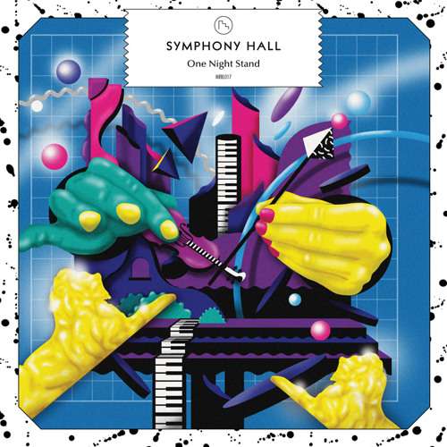 MRBL017 - Symphony Hall (Riton & Canblaster) - One Night Stand