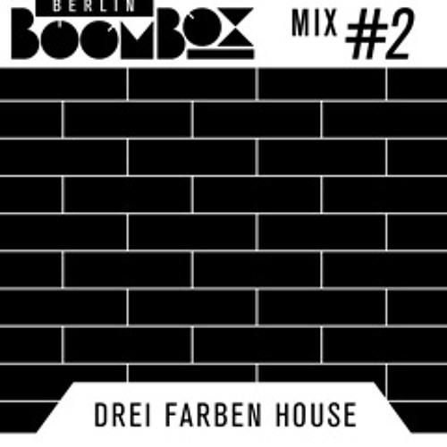 Berlin Boombox Mix #2 - Drei Farben House