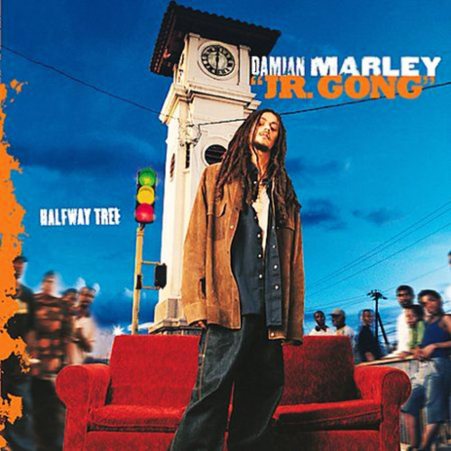 Damian 'Jr. Gong' Marley featuring Yami Bolo - She Needs My Love