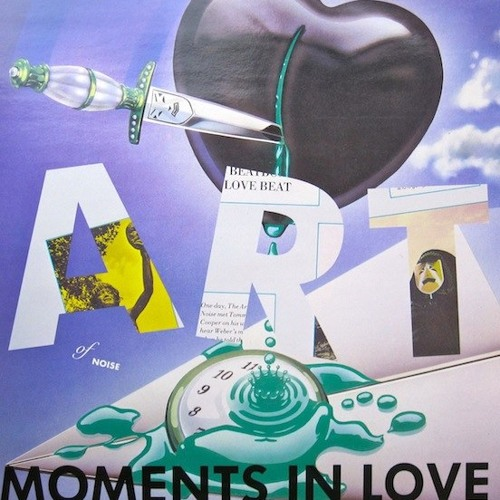 Art of Noise - Moments in Love (2NUTZ Remix)