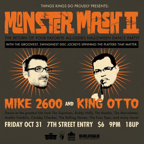 Monster Mash Mini-Mix 2008