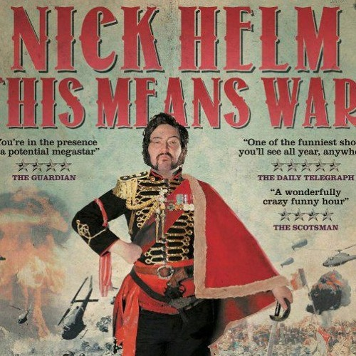 Interview with Nick Helm (Humour Me Comedy Podcast)