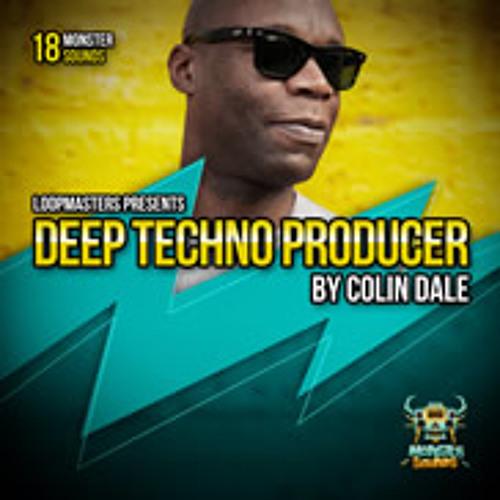 Colin Dale Techno Producer Demo