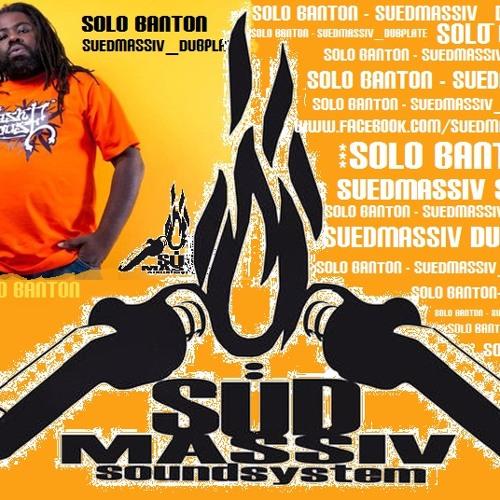SOLO BANTON - soo good - SuedMassiv_dubplate