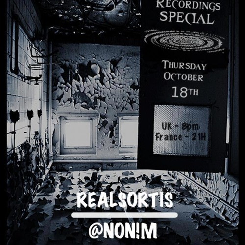 Dark Beat Factory #036 - Realsortis & @Non!m