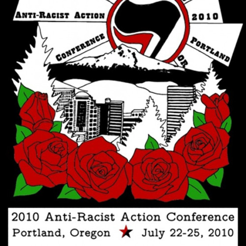 Spencer Sunshine left antisemitism presentation 2010 ARA conference