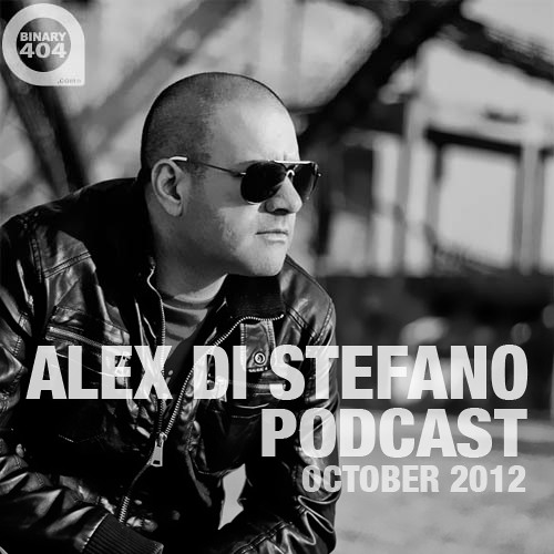 Alex Di Stefano Podcast October 2012 [FREE DOWNLOAD]