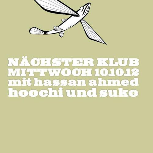 Hoochi at Klub Melodica FfM 10/10/12