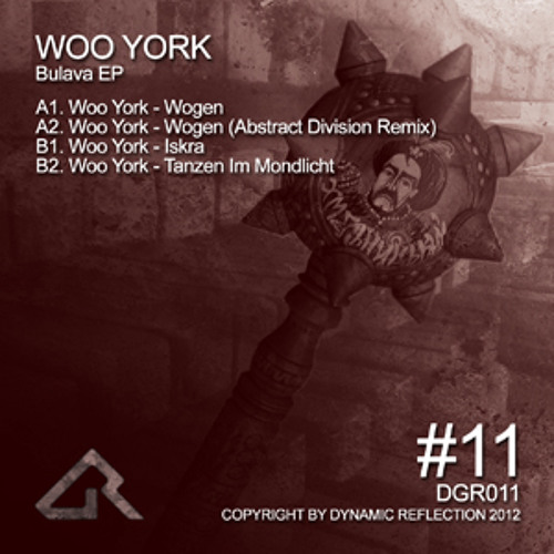 Woo York - Wogen (Abstract Division Remix)