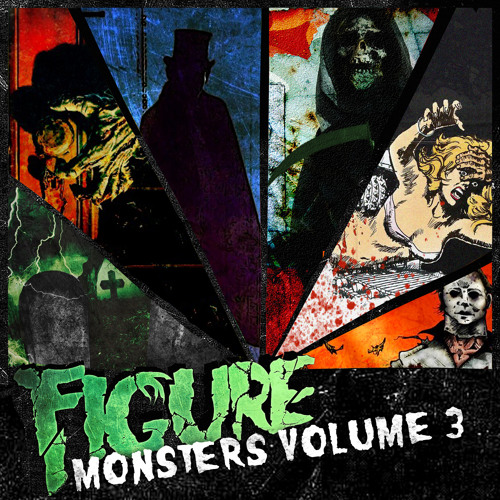 Figure - The Grave Yard (Original Mix) - Monsters Vol 3