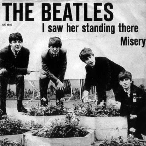 The Beatles - I Saw Her Standing There (Refracture Remix)