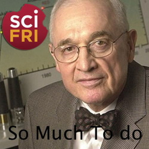 SciFri Snack: So Much to Do