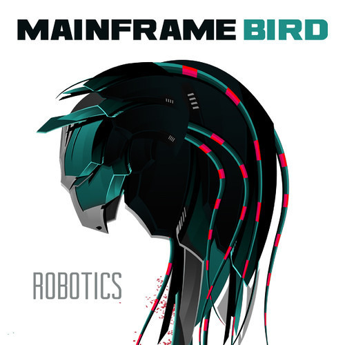 Mainframe Bird - Spacey Colors