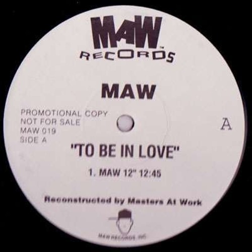 MAW - To be in love (Fulvio Perniola 2013 Dream Mix)
