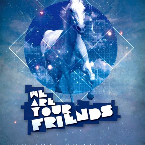W.A.Y.F 2012  MIXTAPE  VOLUME 22  OCTOBER