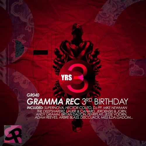GR40 - Gadom - Such A Good Feeling (Original Mix) // Out now on Traxsource.com !