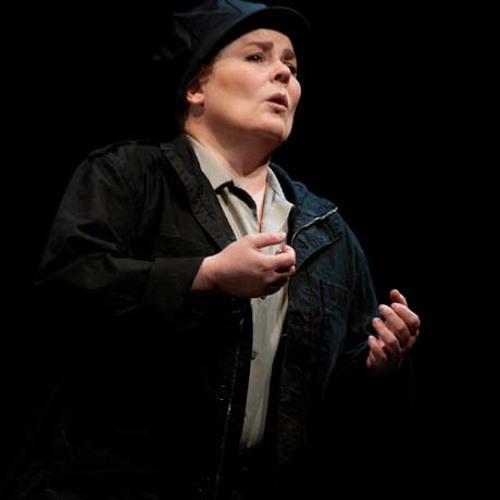 Seattle Opera FIDELIO Christane Libor as Leonore