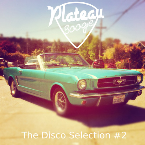 The Disco Selection #2 Podcast Mix