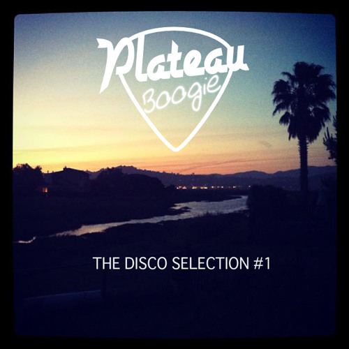 The Disco Selection #1 Podcast Mix