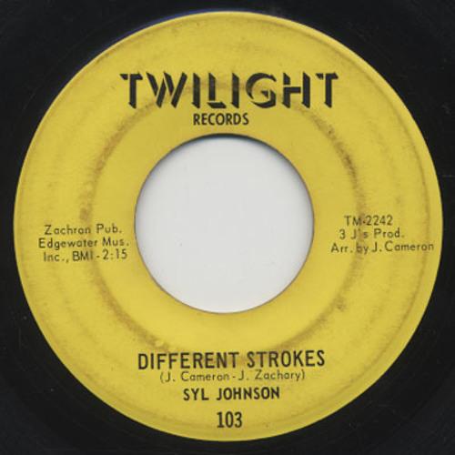 Free Wav DL - Syl Johnson - Different Strokes (Dj Prime Stripped Version)