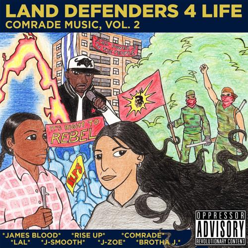 Land Defenders 4 Life