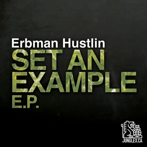 Erbman Hustlin & Digital Organix - Ready to go (JungleXpeditions)