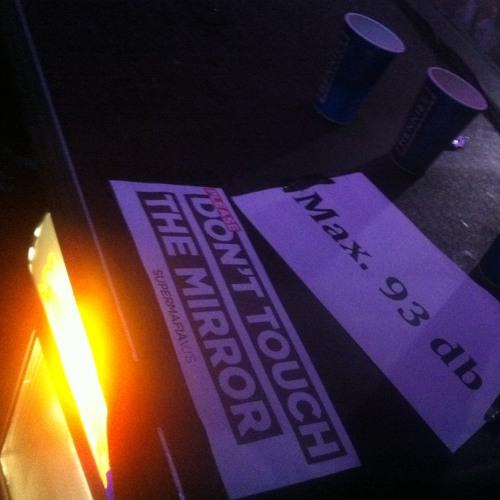 Riton DJ set - Electrosanne Festival Switzerland 7th September 2012